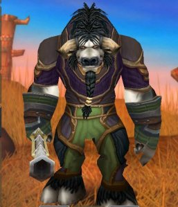 My WoW character